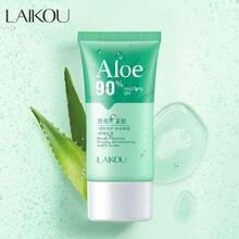 Laikou гель с алоэ 60 г 90% экстракт лечение гладкой акне глубокое