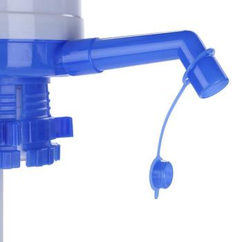 Przenośny ręczny dzbanek na bidon ręczny dozownik z pompką Camping pijący czop 5 i 6 galonów niezbędne narzędzia podróżne Dropshipping tanie i dobre opinie CN (pochodzenie) Z tworzywa sztucznego