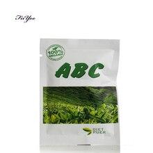 20 пакетов) FiiYoo диета для похудения добавка Чистый органический растительный экстракт потеря веса эффективный сжигание жира для женщин и мужчин
