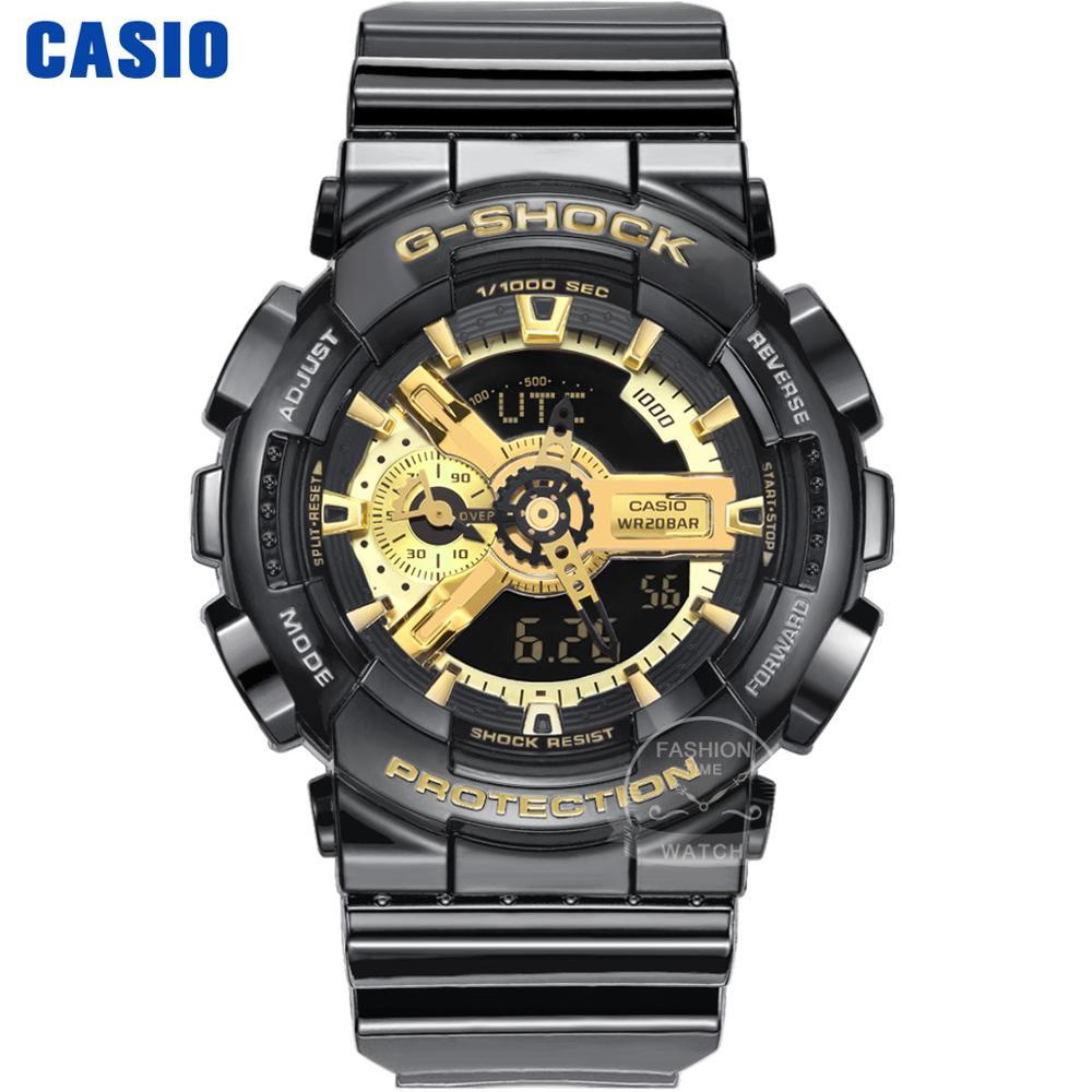 Casio Watch Men G-SHOCK Top Luxury Set Waterproof Clock Sport Quartz Watchs LED Relogio Digital Watch G Shock Military Men Watch