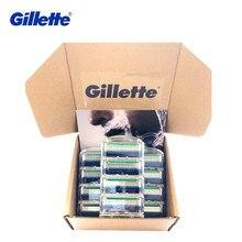 Gillette Fusion Blade for men Shaving 12 Replaceable Cassettes Shaving Fusion Shaving Cartridge Fusion Removable Razor Blades