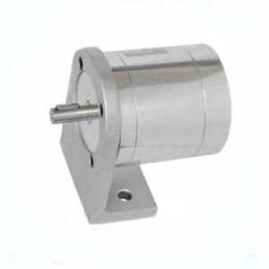 Image 5 - QMY0.3 Bade hava motoru yüksek hızlı patlamaya dayanıklı pnömatik Motor küçük endüstriyel kademesiz hız ayarı pozitif inversiyon