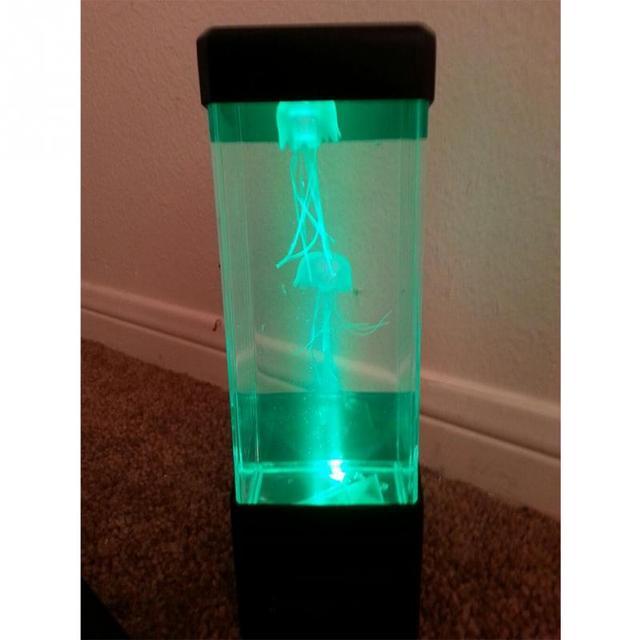 Jellyfish Lava Lamp 4