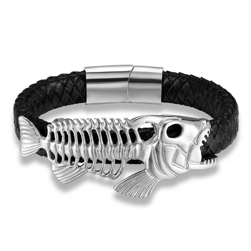 Silver Fish bones