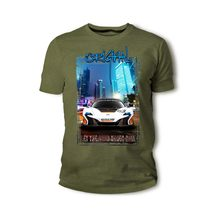 British Classic Legend Car 650S Sprint Weiss Orange Auto Youngtimer Oldtimer Herren 2019 Men'S Fashion Cartoon Fitness T-Shirts(China)