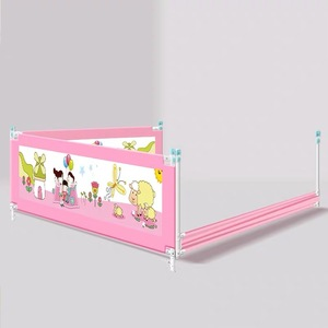 Vertical Lift Bed Guardrail Adjustable Baby Playpen Safety Bed Fence Children Safety Crib Rail Baby Safety Barrier For Beds