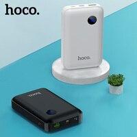 HOCO PD QC 3.0 Power Bank 10000mah For iPhone X XR Xs Max 8 8 Plus Powerbank External Battery For Huawei Xiaomi Samsung