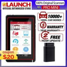 Launch X431 Pro Mini Auto Diagnostische Tool Voor Ecu Codering & Volledige Systemen X431 Launch Voors Mini Auto Code Scanner pk X431 V Plus