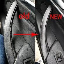 Housse de garniture de poignée pour BMW de panneau de porte intérieure, pour E70, X5, E71, E72, X6, haute qualité, accessoires de voiture