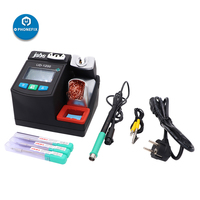 Jabe UD 1200 Soldering Station Lead free Intelligent Rework Station with Dual Channel Power Supply Heating System Welding Tools