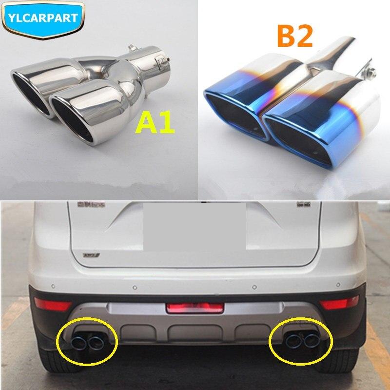 Pour Geely Atlas, Boyue, NL3, SUV, Proton X70, Emgrand X7 Sports, tuyau d'échappement modifié de voiture