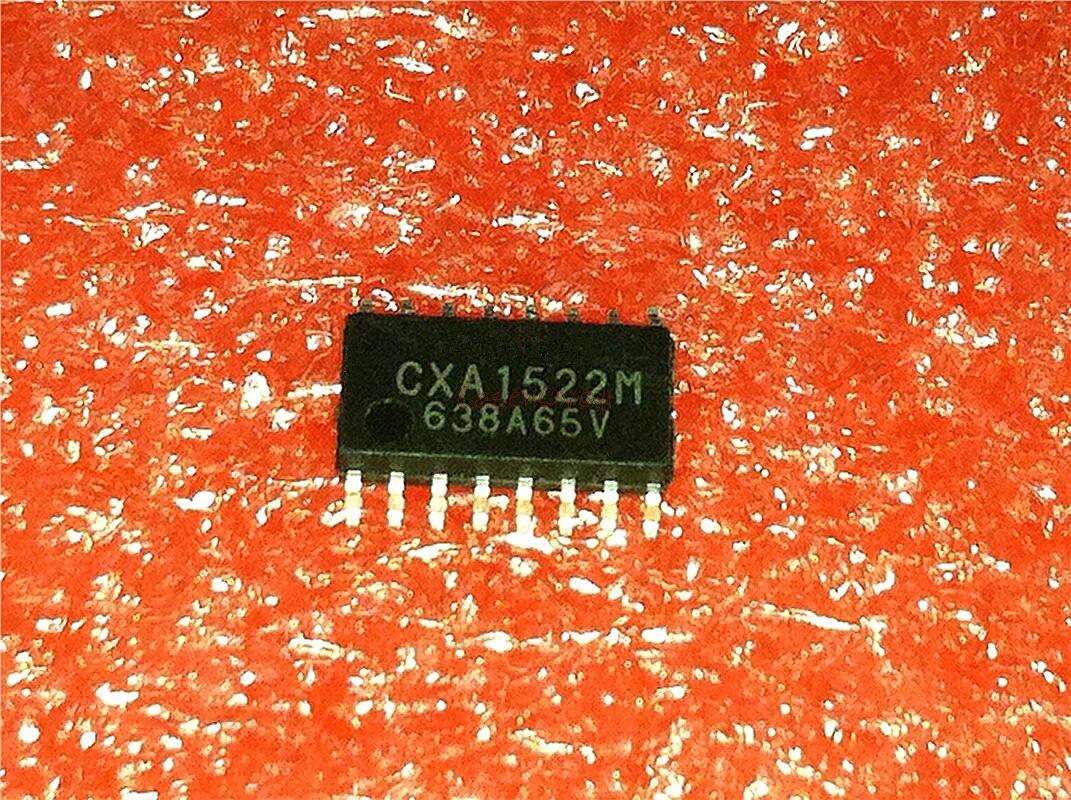 1pcs/lot CXA1522M CXA1522 SOP-16