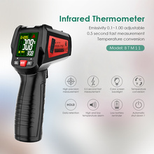 Digitale Infrarood Thermometer Bside BTM11 IR LCD Temperatuur Meter  50 ~ 580 Non Contact Laser Thermometers Pyrometer