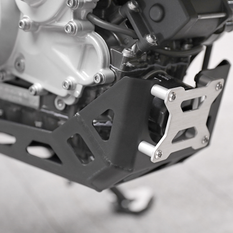 MTKRACING For BMW G310 GS G310 R <font><b>G310R</b></font>/GS 2017 2018 Motorcycle Accessories Expedition Skid Plate Engine Chassis Protective cover image