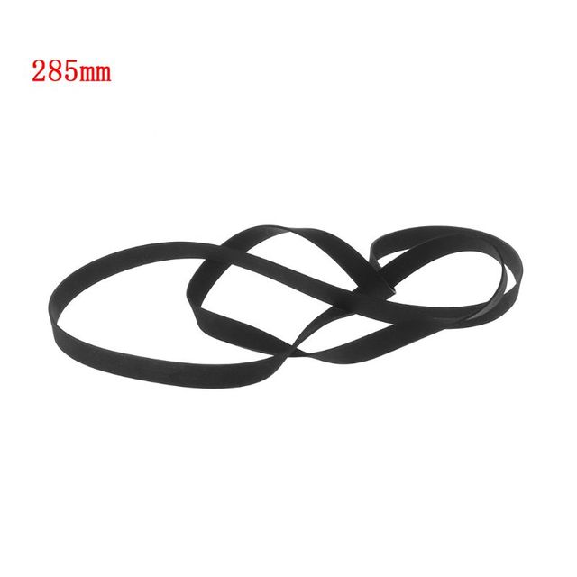 Drive Belt Rubber Turntable Transmission Strap 5mm 4mm Replacement Accessories Phono Tape CD PXPA 2