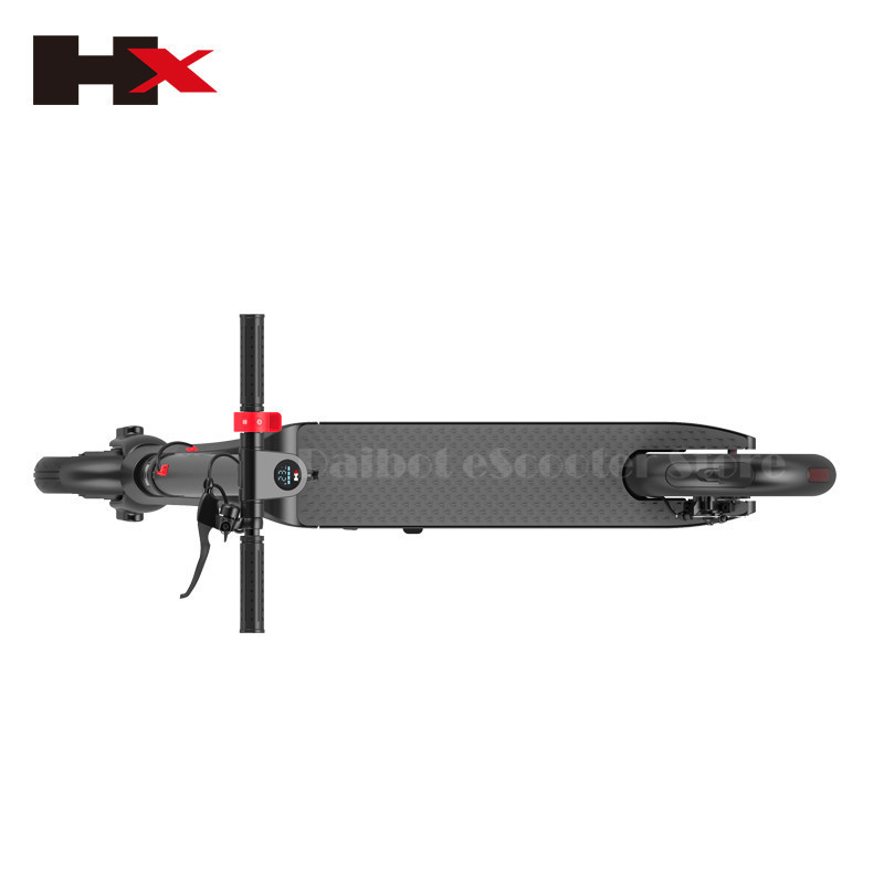 HX X7 Electric Scooter 36V 2 Wheel Electric Scooters With Removable Battery 8.5 Inch 250W Portable Folding Electric Kick Scooter (27)