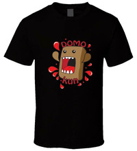 New Domo-Kun 2 New T Shirt Usa Size Em1 Vintage Graphic Tee Shirt(China)