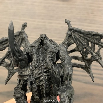 New Black Monsters  Nolzur's Marvelous Role Playing Miniatures Board Game Figures 2pcs miniatures nolzur s marvelous role playing miniatures board game figures toys new arrival