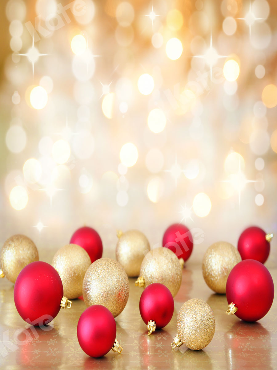 VinylBDS 5x7ft Christmas Photographic Background Holiday Decorations Red Gold Stars Summer Backdrops Boy Christmas