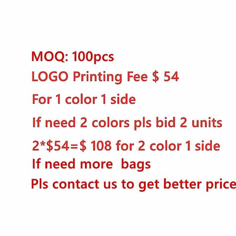 D & P 1/5pcs 20*20*10/22*20*10/31*23.5*12cm נייר תיק יד מתנת תיק חתונה שקית מתנת יום הולדת מסיבת נייר תיק Tote יכול להיות customiz