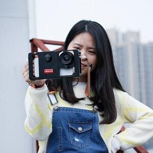 Image 5 - Ulanzi 金属ケージと 17 用 ulanzi 自由度レンズアダプタ垂直撮影 vlog セットアップ