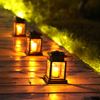 Solar Powered LED Lantern Outdoor Waterproof Garden Hanging  Light with Clip for Garden Decoration Lawn Lamp Landscape Lamp D30 discount