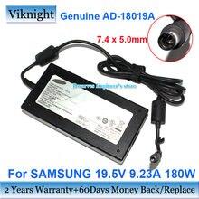 Оригинальный ad 18019a 195 v 923a ac адаптер зарядного устройства