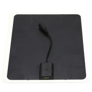 Image 5 - 20W 12V double panneau solaire USB avec chargeur de voiture + contrôleur de chargeur solaire USB 10/20/30/40/50A pour Camping en plein air lumière LED