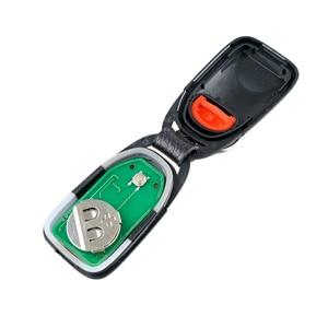 Image 4 - Yetaha 3 + 1 Tasten Fernbedienung Smart Key Für Accent Elantra Sonata OSLOKA 310T 315MHz Remtekey Mit Chip/Batterie