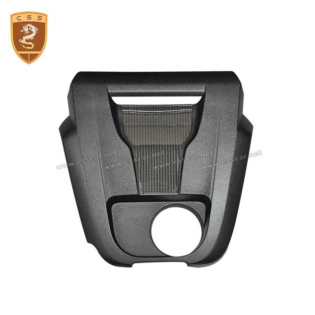 Auto Parts  Carbon Fiber Car Hood Bonnet Engine Interior Trims For Audi R8 2018 5