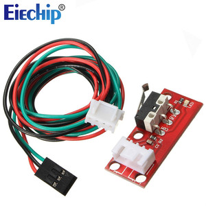 6Pcs Limit Switch Endstop With Separate Package for CNC 3D Printer RepRap Makerbot Prusa Mendel RAMPS 1.4 Board(China)