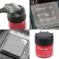 Disipador de calor para refrigeración pasta de silicona conductora de grasa térmica para CPU 6LW9 CPU disipador de calor compuesto pasta de silicona Kits de domótica Productos electrónicos -
