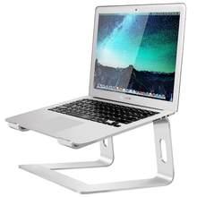 Портативная подставка для ноутбука из алюминиевого сплава, кронштейн для ноутбука, подставка, охлаждающий держатель для Macbook Air Pro Chromebook