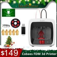 Ideaformer cobees 3d принтер Настольный corexy структура Высокая