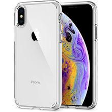 Claro caso duro para apple iphone 11 pro max 12 mini x xs xr se 2020 7 8 mais híbrido capa traseira original de luxo acessórios da marca