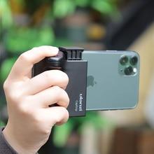 Ulanzi CapGrip Smartphone tenu dans la main Selfie Booster poignée Bluetooth télécommande téléphone obturateur pour iPhone téléphone Android