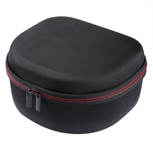 Image 4 - Hard EVA Case for Both Howard Leight By Honeywell Impact Earmuff and Genes accommodating headphones and glasses(only case)
