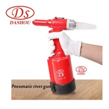 DS Pneumatic Rvet Guns Automatic Pull Gun Riveter 707B-6 Air Rivet Work Ability 2.4mm/3.2mm/4.8mm Range 21mm