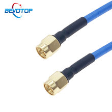 SMA Male To SMA Male RF Coaxial Cable RG402 Cable High Frequency Test Cable 50ohm