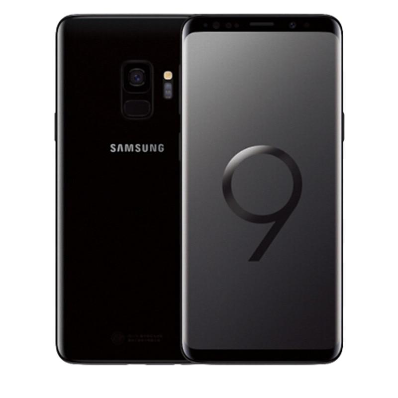 Samsung Galaxy S9 Duos G9600 с двумя сим-картами 4GB оперативной памяти, 64 Гб встроенной памяти 3000 мАч Octa Core 5,8