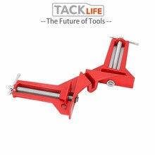 TACKLIFE 90 градусов правый угол зажим рамка для фотографий угловой зажим 100 мм Mitre зажимы угловой держатель ручной инструмент для дерева 4 дюйма