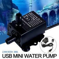 DC5V Brunnen Pumpe DIY Home Vielseitige Mini Pumpe Wasserpumpe Steingarten Durable Tauch