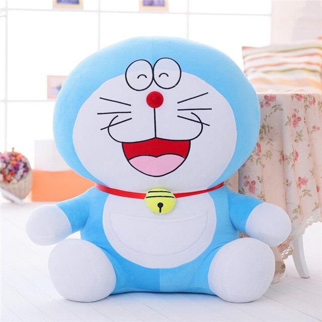 Explosion classic cartoon anime plush toy stuffed animal robot Doraemon Doraemon cat doll pillow cushion decoration gift