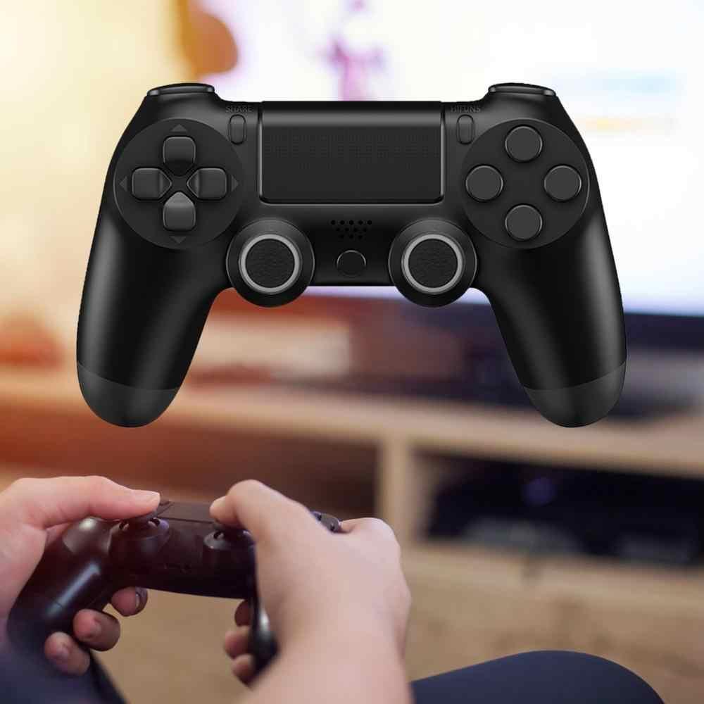 Thumb Stick Grips Topi untuk PlayStation 4 Ps4 Pro Slim Silikon Analog Thumbstick Grip Penutup untuk Xbox Ps3 Ps4 Aksesoris