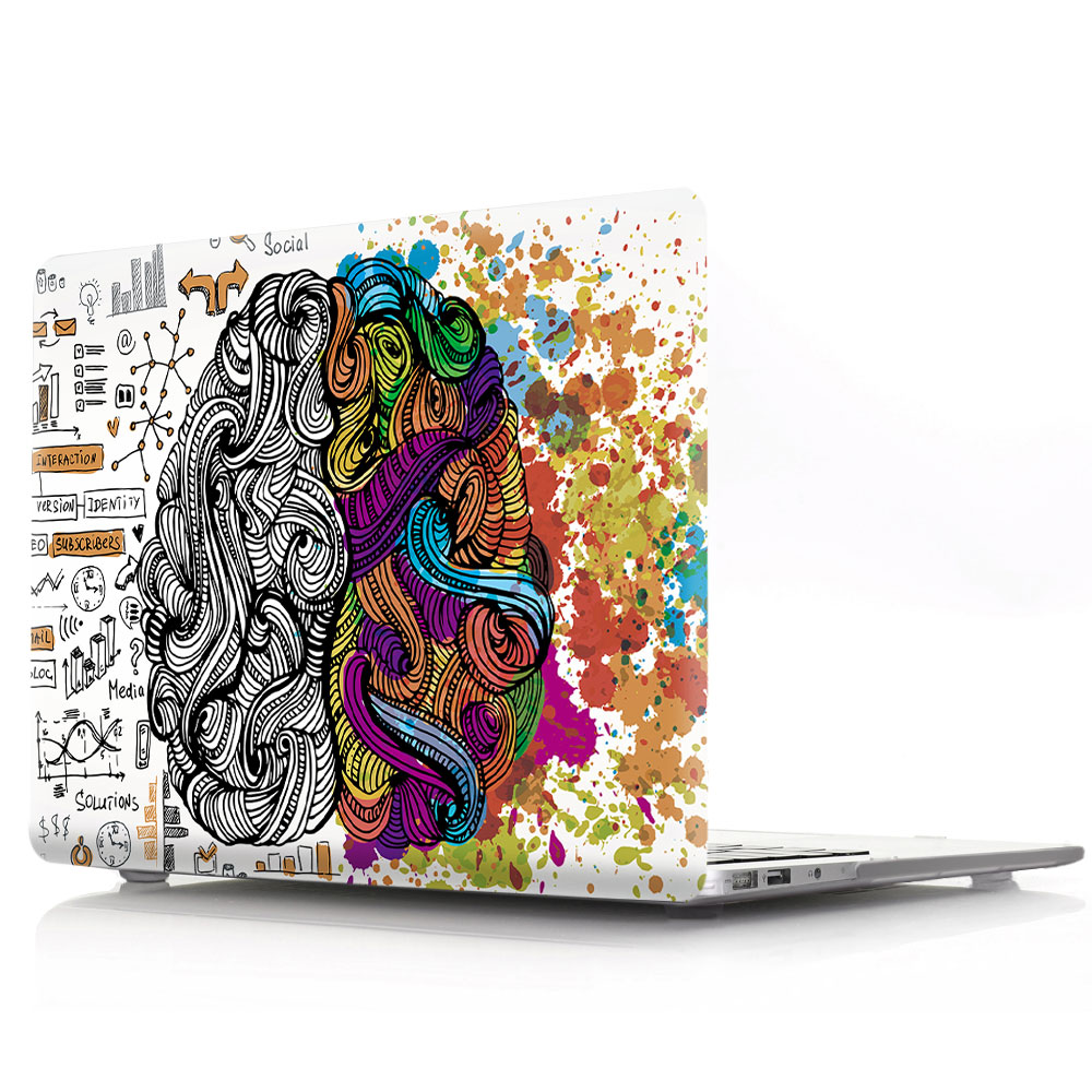 Brain Painting Case for MacBook 132