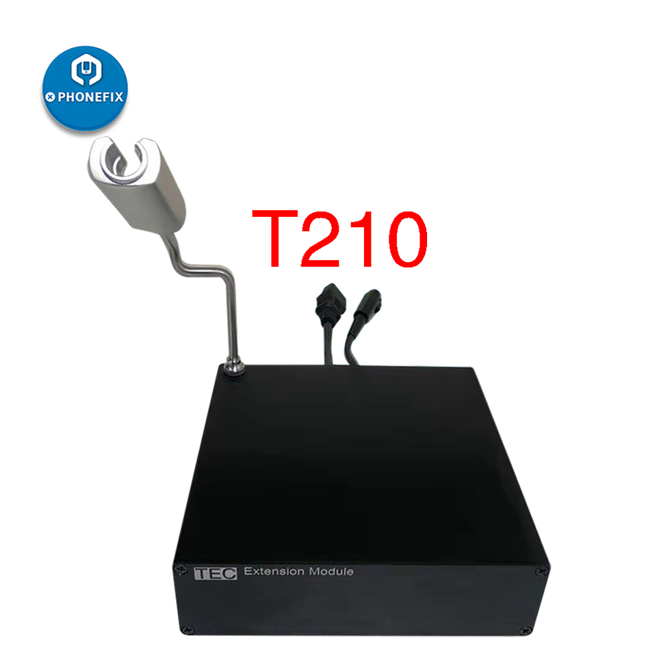TEC Extension Module with T210 Holder for JBC Soldering Station