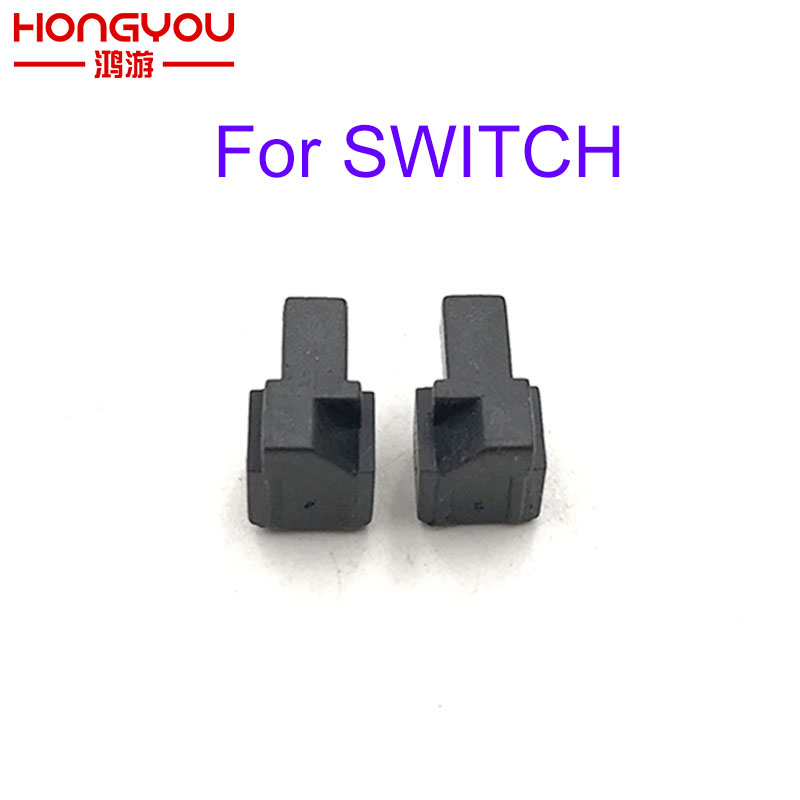 50pair Left Right Slider Buckle Lock Latch Bracket Mount For Nintend Switch Joy-Con Loose Repair Tool Parts NS JoyCon Controller