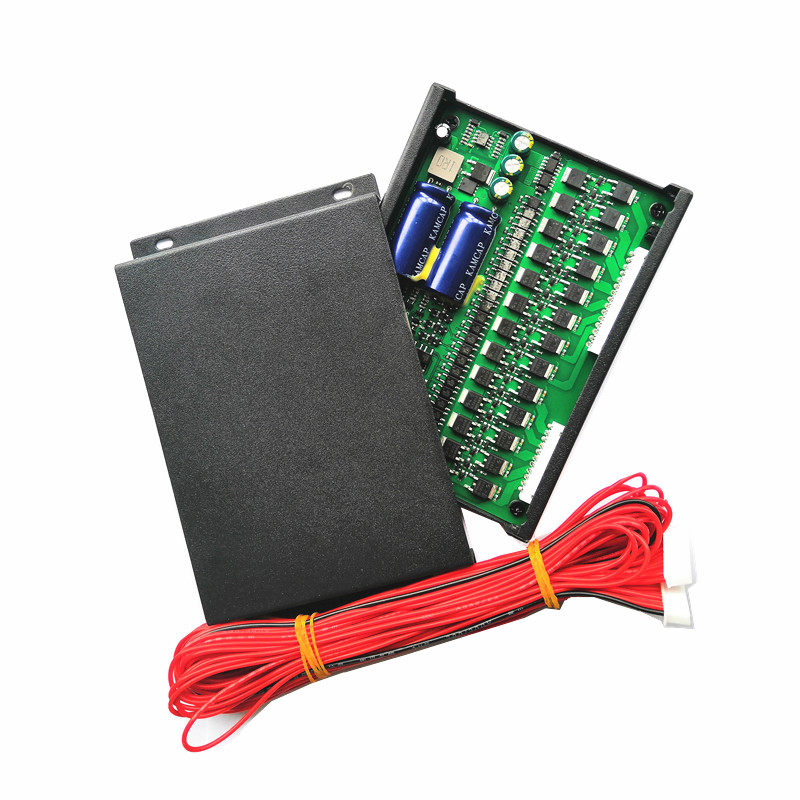 1A 2A Active Equalizer High Current Bluetooth Display APP 2S 24S BMS Li ion Lipo LTO Lifepo4 Lithium Titanate Battery Balancer