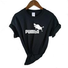 Fashion printed T-shirt ladies round neck short-sleeved shirt spot wild ladies casual T-shirt new 2021