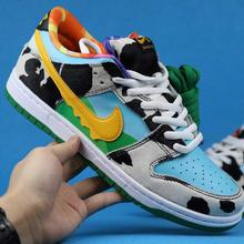 2021 Níke SB FAS Dunk Running Shoes Skateboard Sneakers Mens Women ben and jerry jerrys casual Basketball shoes